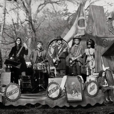 THE RACONTEURS Consolers of the Lonely