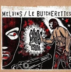 Melvins + Le Butcherettes chaos as usual